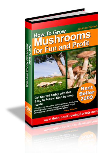 Mushroom Growing Secrets Book + Bonuses